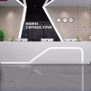 Espace Reception Desk