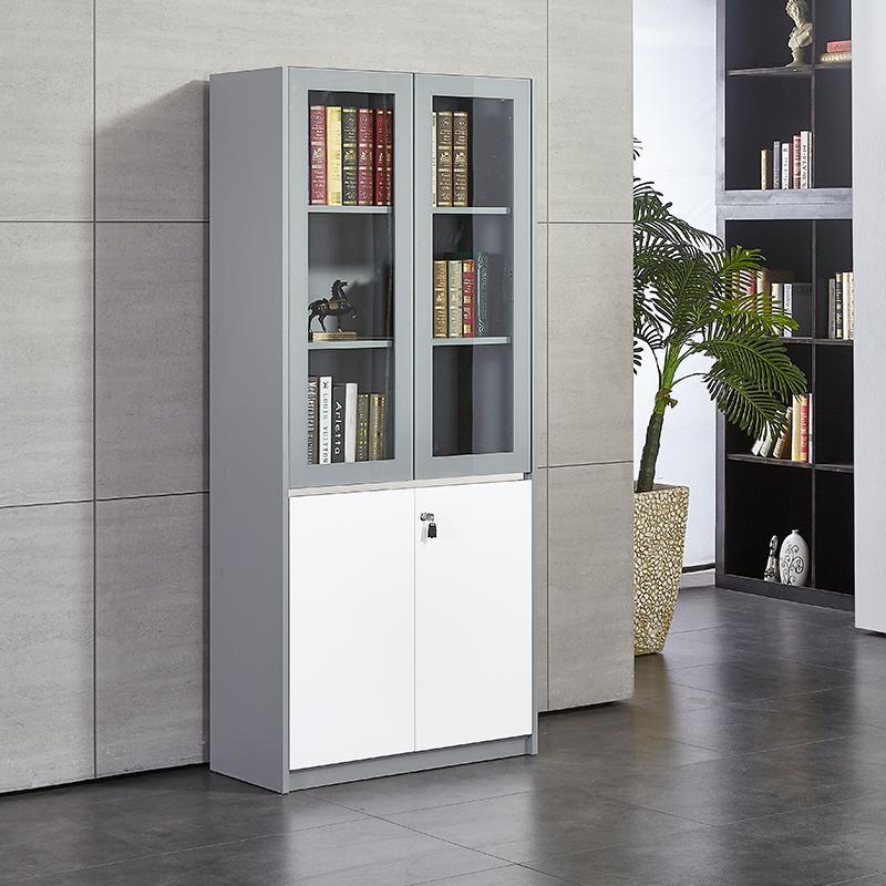Louis glass door cabinet