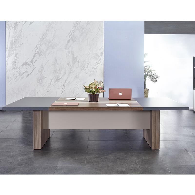 Lava Ash conference table